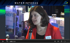 Marije Stronks video Waterinfodag